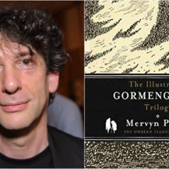Neil Gaiman, FremantleMedia Adapting Mervyn Peake's Fantasy Novel Series 'Gormenghast' for TV