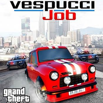 The Vespucci Job and Three New Vehicles Added to GTA Online