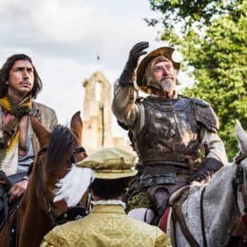 What's Going on with Terry Gilliam's 'The Man Who Killed Don Quixote' Now?