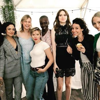 Marvel-Ous Ladies of MCU Talk Team-Up Film Rumors