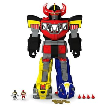 Power Rangers Megazord Coming from Imaginext