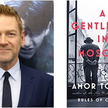 Orient Express Duo Kenneth Branagh Mark Gordon Adapting A Gentleman in Moscow for TV