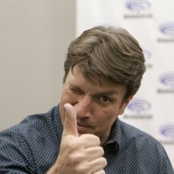 Nathan Fillion Loves His Lightsabers; Excited For 'Unfortunate Events'