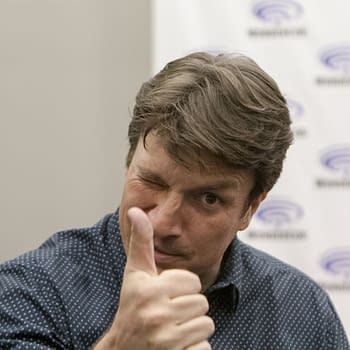Nathan Fillion Loves His Lightsabers Excited For Unfortunate Events