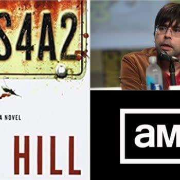 AMC Orders Joe Hill Horror Novel NOS4A2 to Series for 2019