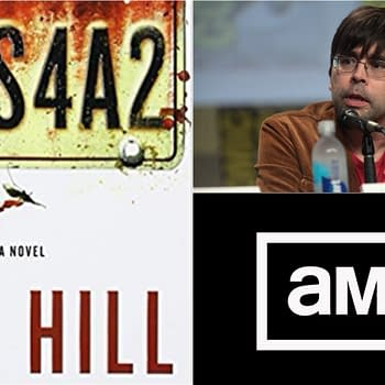 AMC Orders Joe Hill Horror Novel NOS4A2 to Series for 2019
