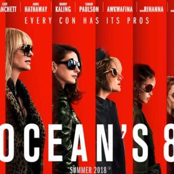 Watch: New 'OCEAN'S 8' Trailer Hits