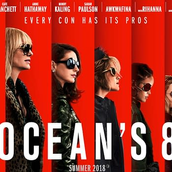Watch: New OCEANS 8 Trailer Hits