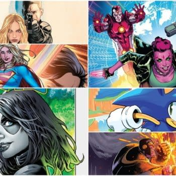 Comic Book Wins and Losses April 11th, 2018: Sorting Out the New Series'