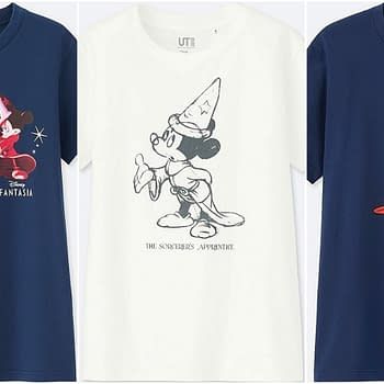 Uniqlos Fantasia Collection Brings Some Disney Magic to Your Wardrobe