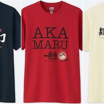 Nerd Food: UNIQLO Introduces Clothing Line Celebrating Ramen Noodles