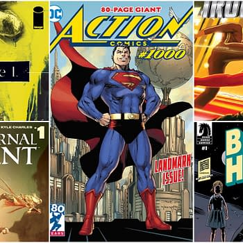 Comics for Your Pull Box April 18th 2018: Action Comics #100  Nuff Said