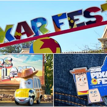 See All the Fun Youre in for During Pixar Fest at Disneyland