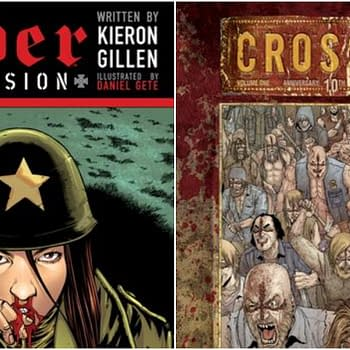 Crosseds Birthday and Uber Invasion: Avatar Press Solicits for July 2018