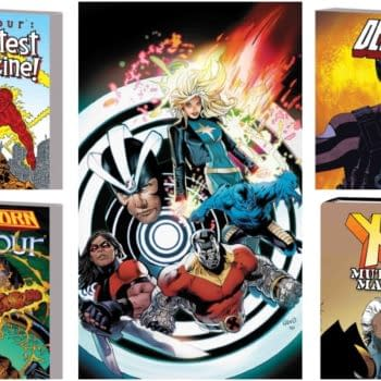 Marvel July 2018 Solicitations