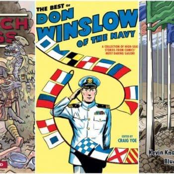 u.s. navy comics new imprint