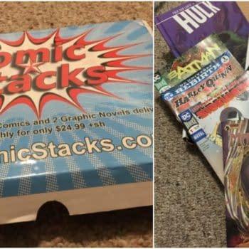 comic stacks subscription box