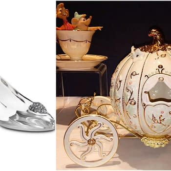 Nerd Home: Add a Little Cinderella Flair to Your Place This Spring