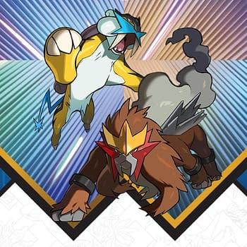 Pokémon Sun and Moon Add Entei and Raikou as Free Legendaries