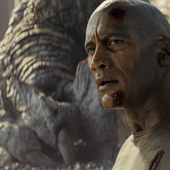 21 New Pictures from Rampage Show off the Monsters