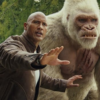 Rampage Review: Identity Crisis Derails The Rocks Fun