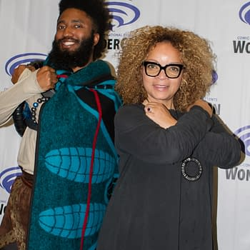 Black Panther Costume Designer Ruth Carter Talks Wakandas Influences and Cosplayers