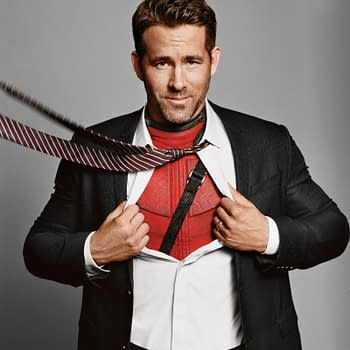Ryan Reynolds Literally Gives Left Arm for Deadpool 2