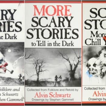 'Scary Stories To Tell in The Dark' Film Coming from Guillermo del Toro