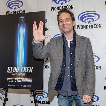 A Chat With Legion Star Trek Composer Jeff Russo at #WonderCon