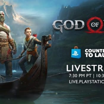 Playstation Announces 'God Of War' Countdown Less Than 24 Hours Before Release