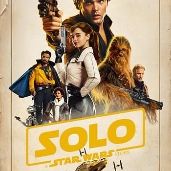 [#MayThe4th] Solo: A Star Wars Story Tickets On Sale At Midnight EST