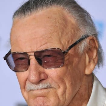 """Stan Lee at the US premiere of his movie """"Thor: The Dark World"""" at the El Capitan Theatre, Hollywood.LOS ANGELES, CA - NOVEMBER 4, 2013"""