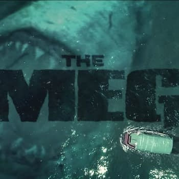 New Image from Upcoming Jason Statham Shark Movie The Meg
