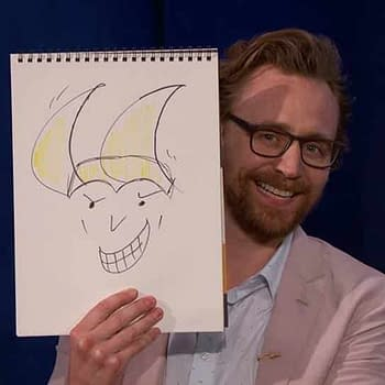 Avengers: Infinity War Cast Draws Their Characters On Jimmy Kimmel Live