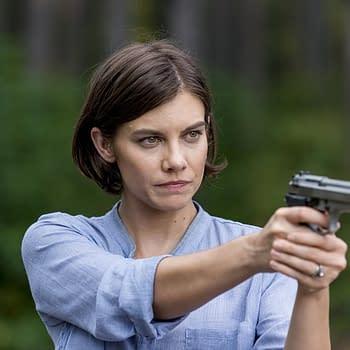 The Walking Deads Lauren Cohan Returns to the Hilltop for Season 9