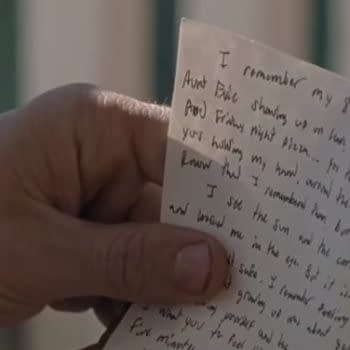 The Walking Dead: Read Carl's Letter to Rick from This Week's Episode [SPOILERS]