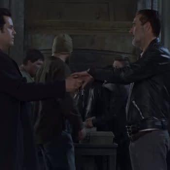 The Walking Dead Season 8 Finale Preview: Negan Tests Eugene's Ammo Work