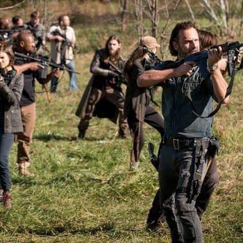 """The Walking Dead's Scott M. Gimple on Season 8 Finale: """"Some Unbelievably Insane Things Happening"""""""