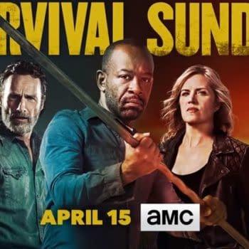 AMC's Survival Sunday Trailer Offers New Looks at Walking Dead Finale, Fear the Walking Dead Premiere
