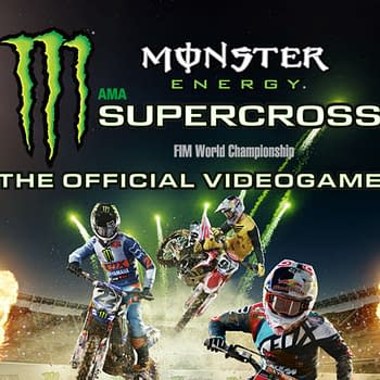 The Compound is Now Available in Monster Energy Supercross
