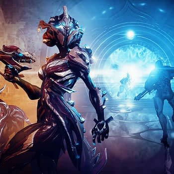 Digital Extremes Adds New Mode and Khora Warframe to the MMO