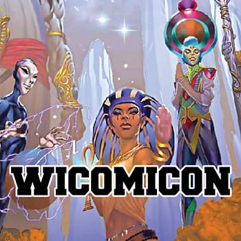 Dieselfunk Dispatch: Why WICOMICON With Nerds of Colors Keith Chow