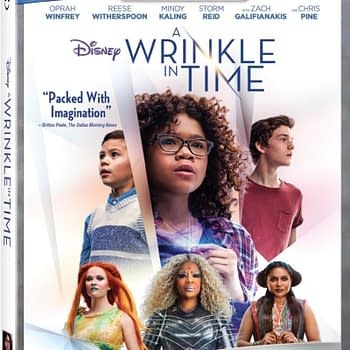 A Wrinkle in Time Blu-Ray DVD Details and Release Date