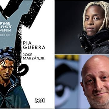 FX Orders Y: The Last Man Pilot American Gods Michael Green Luke Cages Aida Mashaka Croal Set as Showrunners