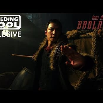 Into the Badlands EXCLUSIVE Clip Black Wind Howls