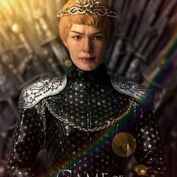 ThreeZeros Cersei Lannister 1/6th Scale Figure from HBOs Game of Thrones