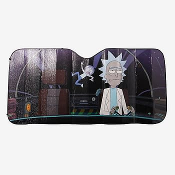 Get Schwifty with Hot Topic's Buy 2, Get 1 Free on All Rick and Morty Merch