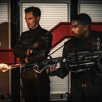 HBOs Fahrenheit 451 &#8211 More Simmer Than Burn [Spoilers]