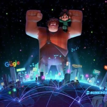 New Images from Ralph Breaks the Internet: Wreck-It Ralph 2
