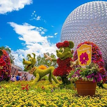 A Walk Through Disney Worlds Epcot Spring 2018 [Photos]